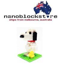nanoblock snoopy universal studios japan exclusive kawada nano block peanuts USJ
