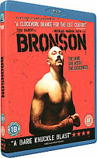 BRONSON - TOM HARDY - BLU RAY - NEW / SEALED - UK STOCK