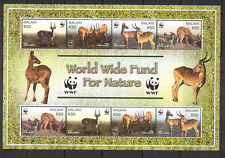 Malawi 2003 WWF Puku/DEER m/s ref:s6173
