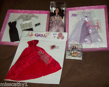 Grant A Wish (GAW) 2013 Convention Barbie Spingtime in Paris Signed + extras NIB