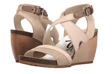 OTBT Freedom Stone Heeled Wedge Sandal Women's sizes 7,7.5 NEW!!!