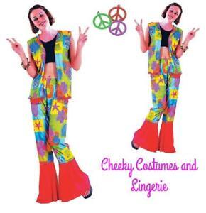 SALE PRICE!! 1960s 60s 70s Flower Power Hippy Hippie FREE CND Necklace Sz 12-14