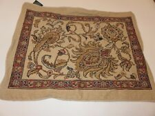 1 Ralph Lauren Northern Cape Tapestry Euro sham New