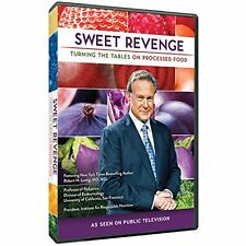 NEW Sweet Revenge: Turning the Tables on Processed Food FREE SHIPPING