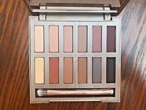 Genuine 🎀URBAN DECAY Naked Ultimate Basic Eyeshadow Palette &  Brush NEW