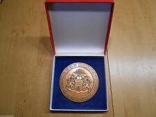 Sehr gute Medaillen aus Bronze & Kupfer