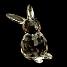 Rabbit Bunny Austrian crystal figurine ornament RRP$199