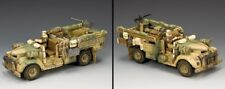 KING AND COUNTRY LRDG 30cwt. Chevrolet Truck WW2 British Eighth Army - EA120