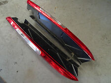 Ford focus rear lights HATCH only pair of standard 05-08 plate zetec st lx ghia