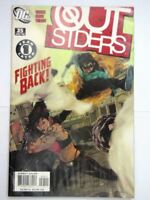 DC Comics: OUTSIDERS #35 JUNE 2006 # 3H5