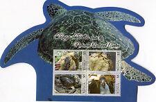 Tonga 2013 bf 58 tartarughe turtles mnh