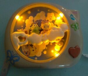 Fisher Price PINK DREAMLAND Soother M3623 Music Lightshow & Motion WORKS  TESTED