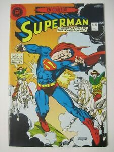 SUPERMAN #6 FRENCH QUEBEC CANADA VARIANT EDITION 1983 GIL KANE COVER