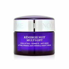 100%REAL Lancome Renergie Nuit Multi-Lift Face & Neck Night Cream 15ml FREE SHIP