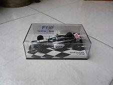 Tyrrell Ford 026 Tora Takagi n°21 Brother box Minichamps 1/43 1998 Formule 1 F1