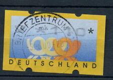 Allemagne 1999 étiquette de machine utilisé 110pf #A 28757