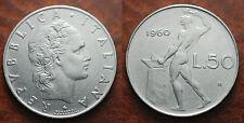 1960   Repubblica Italiana    50   lire