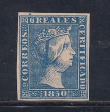 ESPAÑA (1850) NUEVO SPAIN - EDIFIL 4 FALSO - LOTE 5