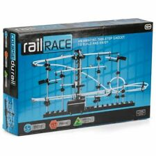 SPACE RAIL RACETRACK 5.5mGame Boys Girls Birthday Auto Marble Run Toy  Gift UK