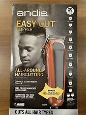 Andis Easy Cut Clippers SEALED Ships Fast we 20 Piece Kit Accessories