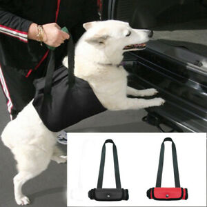 Lift Harness for Large Dogs Weak Hind Legs Elderly Dog Support with Handle S-XL