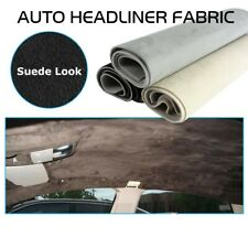 Suede Roof Liner Headliner Replacement Re-Upholstery Foam, Repair Sagging&Stain