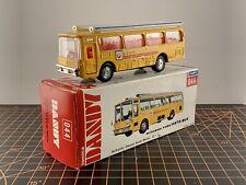 Tomy Tomica Dandy Made in Japan 44 Mitsubishi Fuso Hato Bus Yellow