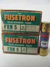 Bussmann Fusetron FRN 5 250 voltFuse #9