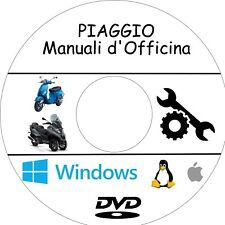 Manuali Officina PIAGGIO in Italiano! - Assistenza, Riparazione e Manutenzione