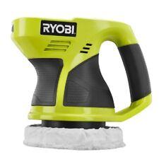 Ryobi ONE+ Cordless Buffer Polisher 18-Volt Lithium-Ion Bonnet Set (TOOL ONLY)