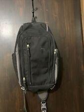 REI Sling Backpack Black Unisex 15x12x5 Bag