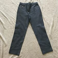 KENZO JEANS Pantalon Jeans bleu brut Taille 36 femme achat immediat