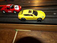 AFX TOMY Custom Porsche Panamera metal slot car body - Fits - AFX Mega G+ 1.7