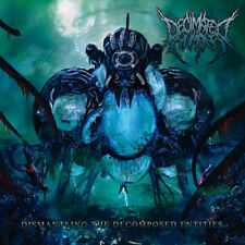 Decimated Humans : Dismantling the Decomposed Entities CD (2017) ***NEW***