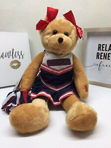 "Chantilly Lane Musical Bear Cheerleaders ""MICKEY"" Song"