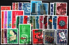 Svizzera - Servizio - 1969/1989 - Raccolta completa - usata