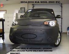 Lebra Front End Mask Bra Cover Fits 2014-2016  Kia Soul (Exc. EV) model