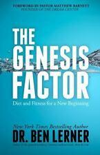 NEW - The Genesis Factor by Dr. Lerner, Ben