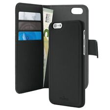 Puro Flip Wallet Detachable 2 in 1 Custodia per iPhone 7 Plus Cover Magnetica