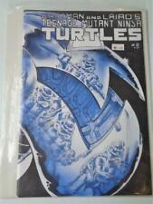 Teenage Mutant Ninja Turtles Comic Book #2 First Print Estate Find Not Graded VF