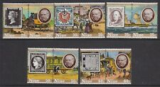 NIUE 1979 ROWLAND HILL SET NEVER HINGED MINT