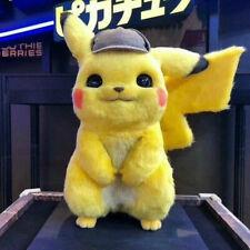 Pikachu Detective Movie Stuffed Toys Soft Stuffed Plush Kids Christmas Gift S270