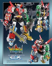 Toynami Voltron Ultimate EX - MIP From a Fresh Case -Unopened