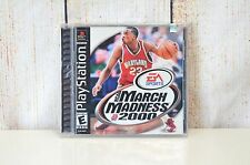 NCAA March Madness 2000 for PlayStation 1 PS1 PS2 2 - BRAND NEW FACTORY SEALED!