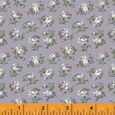 Pink and White Floral, Lavender,Primrose, Whistler Studios, Windham, BY YARD