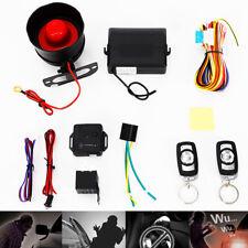Universal Car Vehicle Security System Burglar Alarm Protection Anti-Theft System