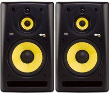 """2x KRK Rokit RP10-3 G3 10"""" 3-Way Mid-field Studio Monitor Speakers (Pair)"""