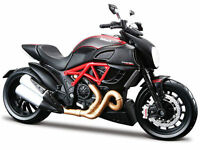MAISTO 1:12 Ducati Diavel CARBON MOTORCYCLE BIKE DIECAST MODEL TOY NEW IN BOX