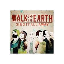 WALK OFF THE EARTH - SING IT ALL AWAY * USED - VERY GOOD CD