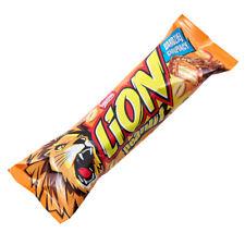Nestle Milk Chocolate Peanut Lion Bar 40g  x 40 - Full Branded Box Gift Idea